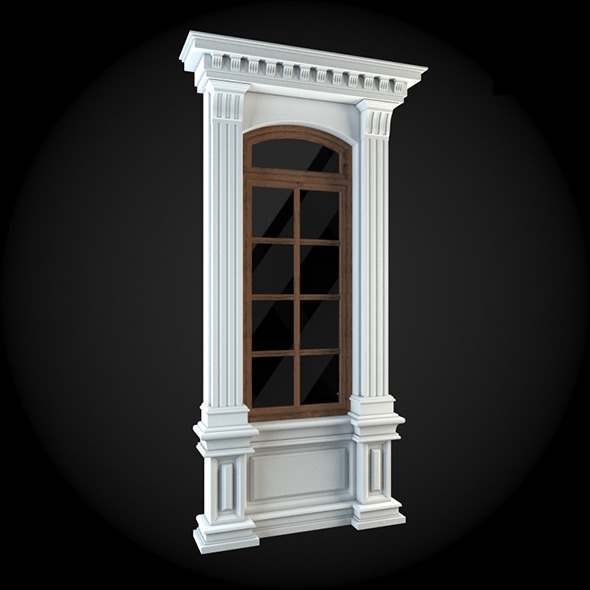 Window 049 - 3DOcean Item for Sale