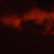 Flying Through Red Black Clouds In The Sky - VideoHive Item for Sale