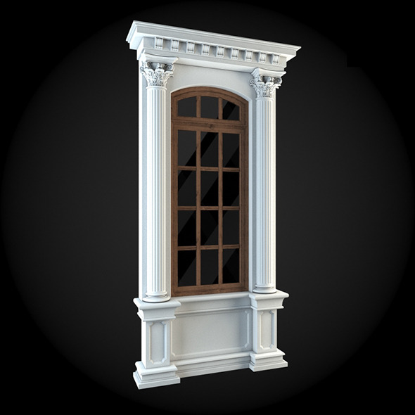 Window 050 - 3DOcean Item for Sale