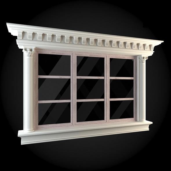 Window 062 - 3DOcean Item for Sale