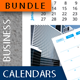 Business Calendars Templates Bundle 2015 (2014) - GraphicRiver Item for Sale