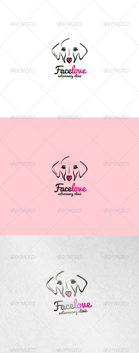 Facelove Logo - Animals Logo Templates