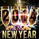 New Year Celebration Event Template - GraphicRiver Item for Sale