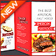 Restaurant TriFold Brochure | Volume 2 - GraphicRiver Item for Sale
