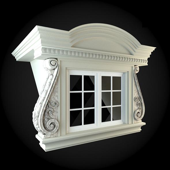 Window 099 - 3DOcean Item for Sale