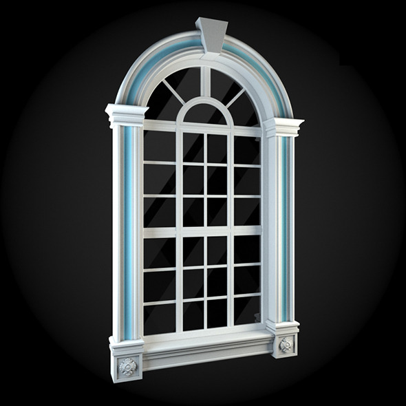 Window 072 - 3DOcean Item for Sale