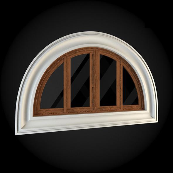 Window 074 - 3DOcean Item for Sale