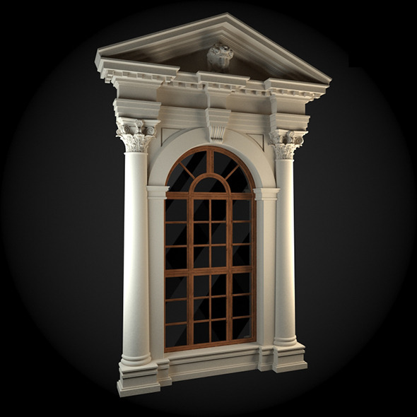 Window 084 - 3DOcean Item for Sale