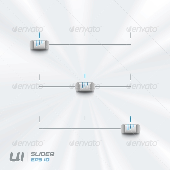Slider Scroll Bar - Miscellaneous Conceptual