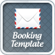 Booking Email Template  - ThemeForest Item for Sale