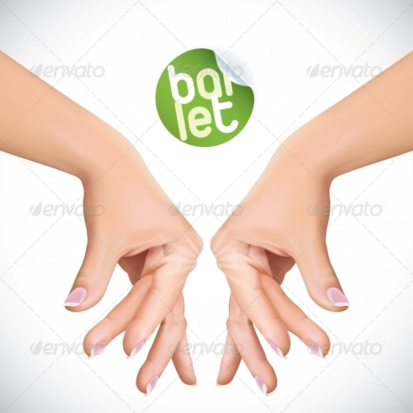 Ballet Hands - Miscellaneous Conceptual