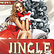 Blingle Jingle Christmas Flyer - GraphicRiver Item for Sale