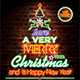 Very Merry Christmas - GraphicRiver Item for Sale
