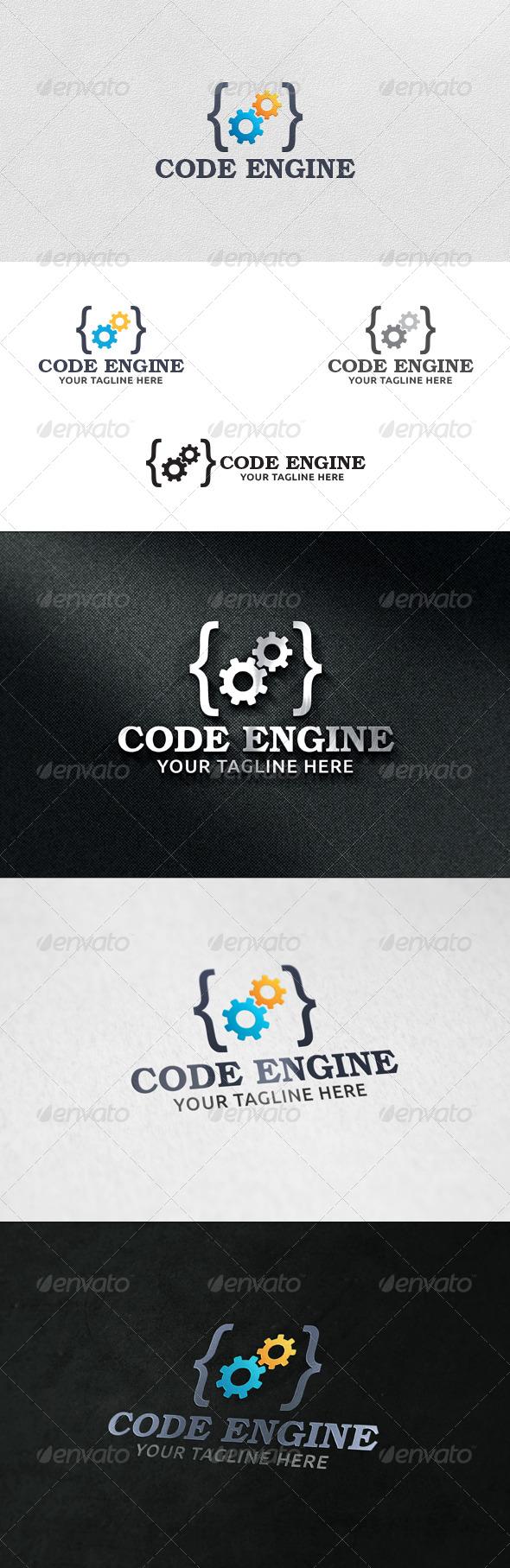 Code Engine - Logo Template - Symbols Logo Templates