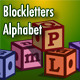 Blockletters Alphabet - GraphicRiver Item for Sale