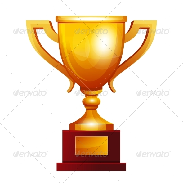 Winner Golden Cup - Miscellaneous Vectors