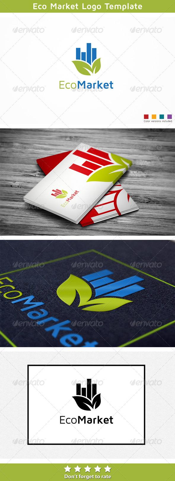Marketing Logo - Vector Abstract