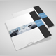 Square Tri-fold Brochure-Interior Design - GraphicRiver Item for Sale