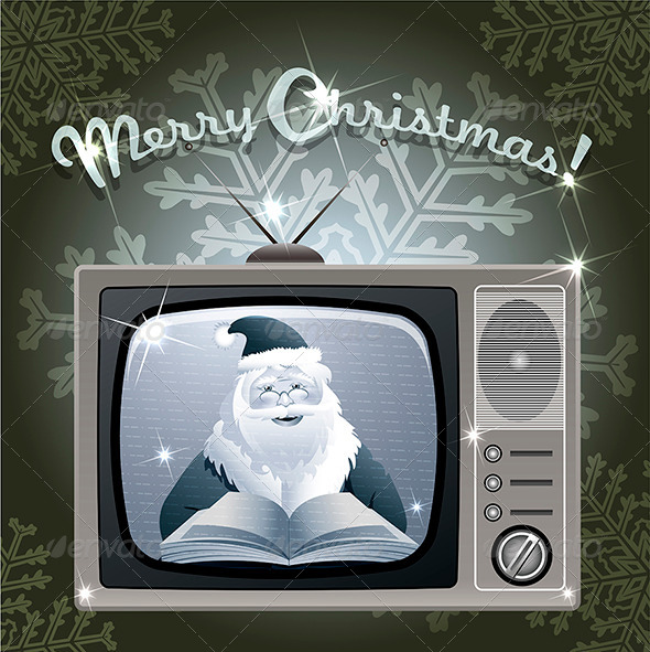 Message from Santa - Christmas Seasons/Holidays