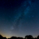 Night Sky Time Lapse - VideoHive Item for Sale