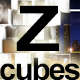 Z Cubes - Transition - VideoHive Item for Sale