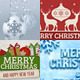 Christmas Backgrounds-Cards -Col2 - GraphicRiver Item for Sale