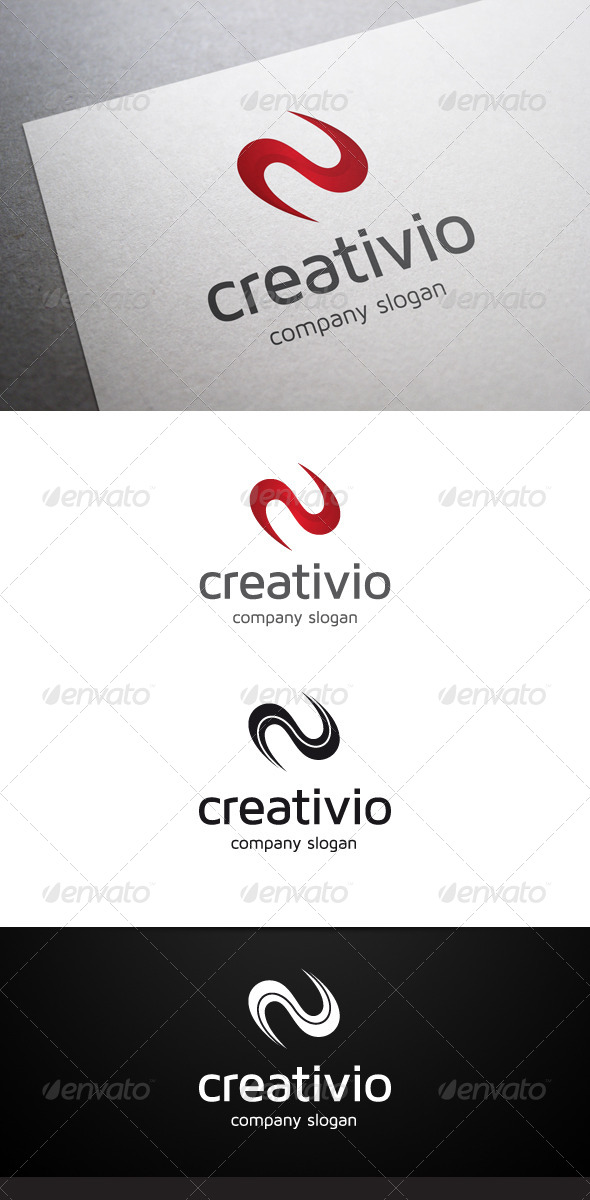 Creativio Logo - Abstract Logo Templates