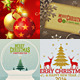Christmas Backgrounds-Cards -Col3 - GraphicRiver Item for Sale
