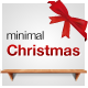 Minimal Christmas Web Banner Ads - GraphicRiver Item for Sale