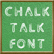 Chalktalk Font - GraphicRiver Item for Sale