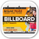 Travel and Tour Billboard - GraphicRiver Item for Sale