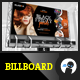Multipurpose Black Friday Billboard 1 - GraphicRiver Item for Sale