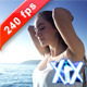 Young Woman At The Beach - VideoHive Item for Sale
