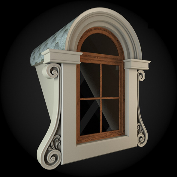 Window 089 - 3DOcean Item for Sale