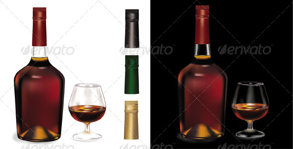 Whiskey - Food Objects