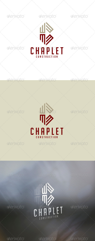 Chaplet Logo - Letters Logo Templates