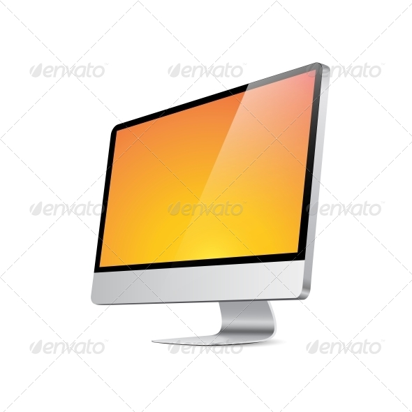 Computer Display - Man-made Objects Objects
