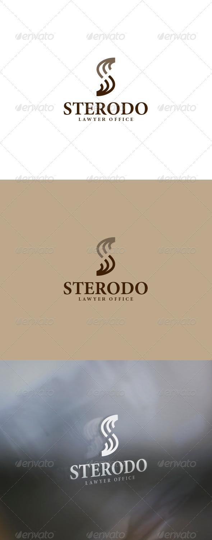 Sterodo Logo - Letters Logo Templates