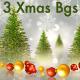Christmas Tree BG Pack V2 - VideoHive Item for Sale