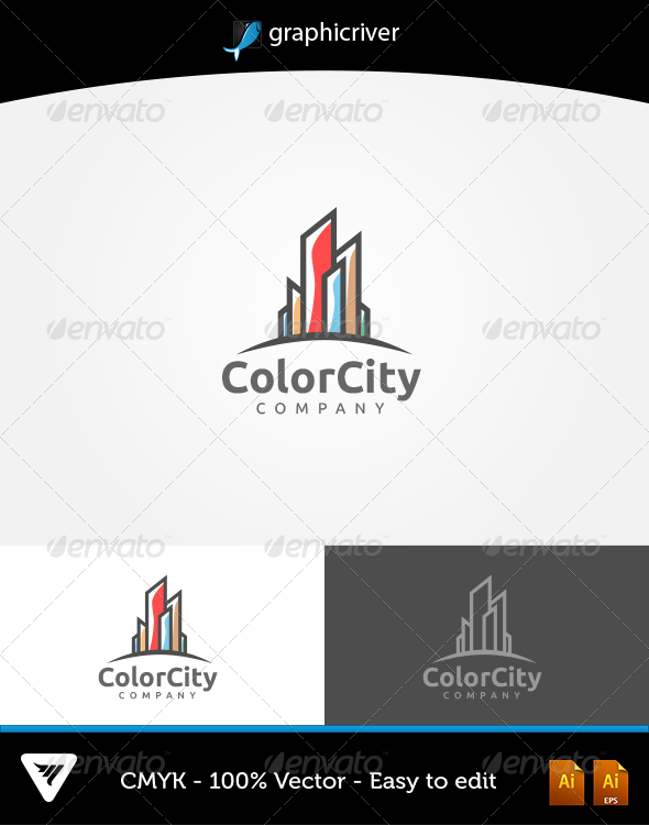 ColorCity - Logo Templates