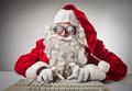 Santa Nerd - PhotoDune Item for Sale