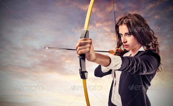 Arrow - Stock Photo - Images