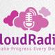 Cloud Radio Logo - GraphicRiver Item for Sale