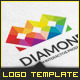 Diamond Crown - Logo Template - GraphicRiver Item for Sale