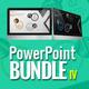 PowerPoint Templates Bundle IV - GraphicRiver Item for Sale
