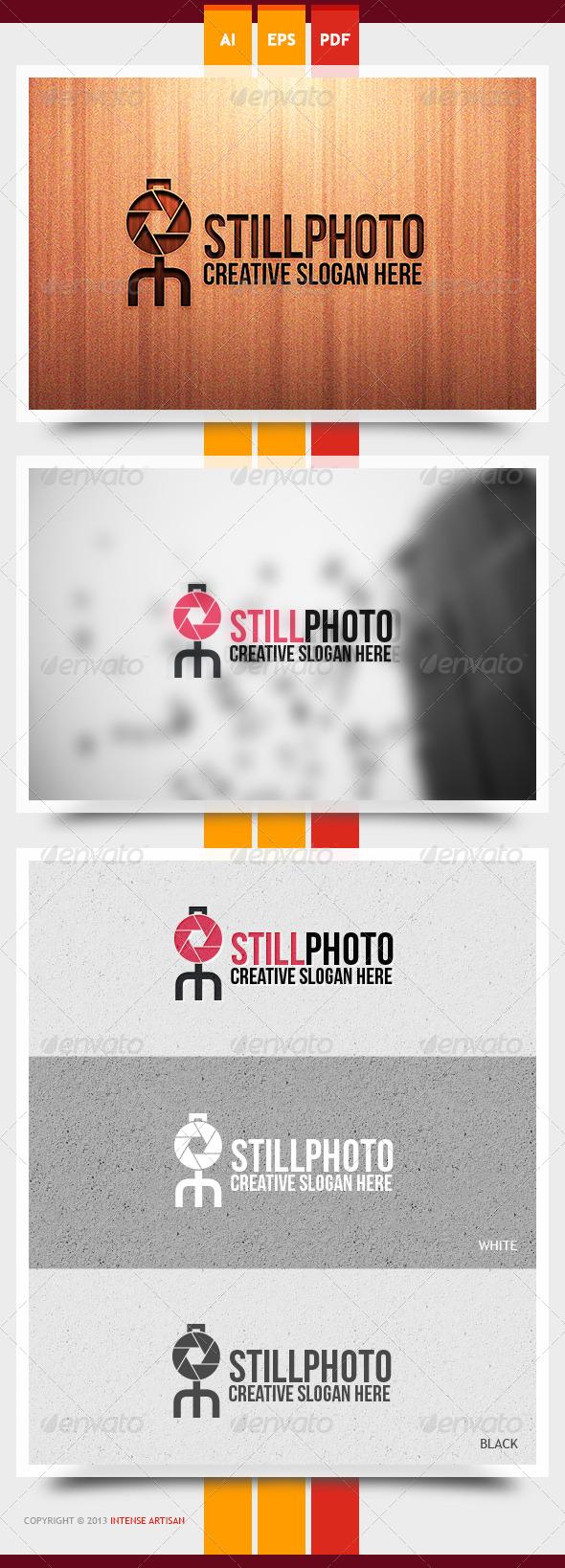 Still Photo Logo Template - Objects Logo Templates
