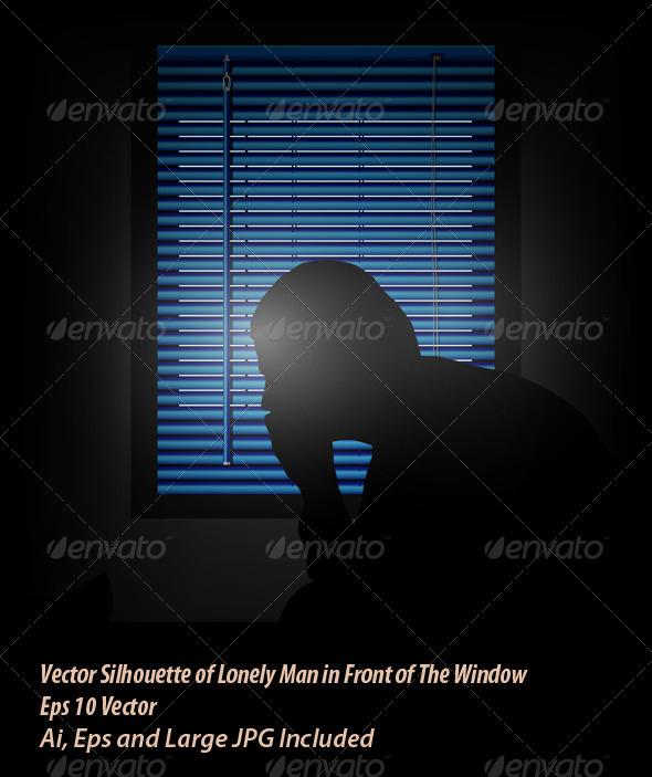 Loneliness - Conceptual Vectors
