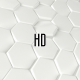 White Abstract  Hexagonal Grid - VideoHive Item for Sale