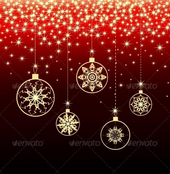 Cristmas Red Card - Christmas Seasons/Holidays