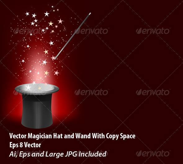 Magic - Conceptual Vectors